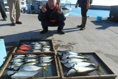 アジ釣りコース