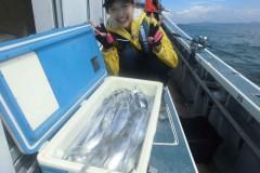 タチウオ釣りコース!