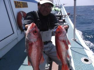 中深海釣り