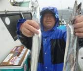 タチウオ釣り 2015/9/8