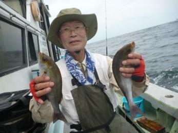 コンスタントに釣りクーラー満タン大漁~