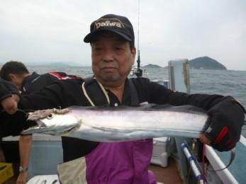 このサイズが多くクーラー満タン大漁~
