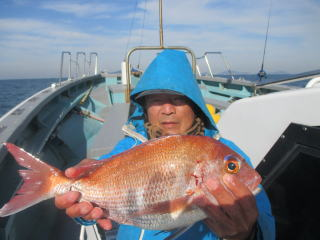 真鯛・ハマチ釣り